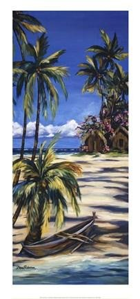 Dana Ridenour - Tropical Retreat I (Tropical Retreat)