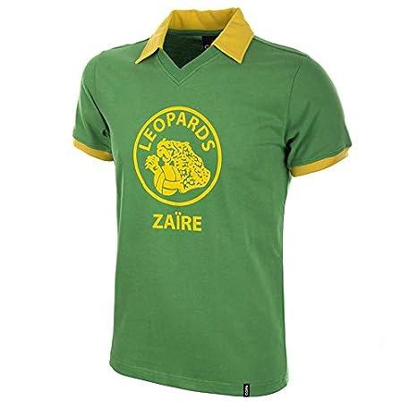 COPA Football - Camiseta Retro Zaire Mundial 1974 (S)