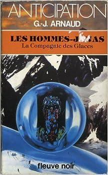 Lire Les hommes-Jonas (La compagnie des glaces n° 14) pdf epub