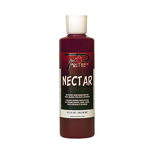 Pautzke Bait  O'Fire Nectar (Red, (Sea Ray Swim Platform)