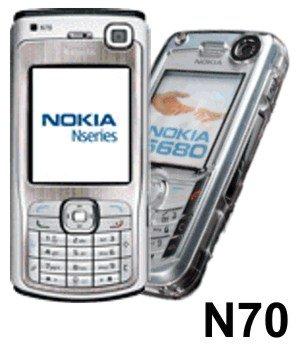 Für Das Case de Nokia Happy-pda Elektronik Amazon N70 Crystal