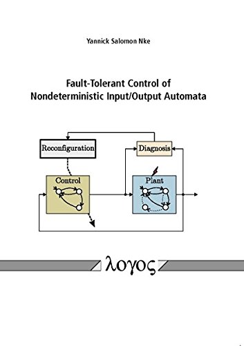 Fault-Tolerant Control of Nondeterministic Input/Output Automata PDF