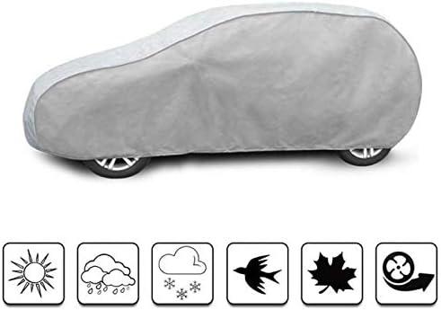 2003-2009 Respirant et Anti UV Imperm/éable Road Club b/âche Auto de Protection Compatible avec Citro/ën C2