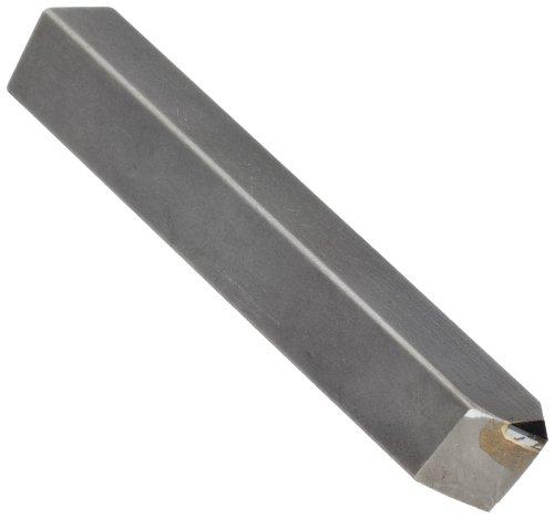 [해외]뾰족한 코 유틸리티, 중립, PCD 그레이드, D 스타일에 대한 미국의 초경 도구 초경 - 팁 도구 비트/American Carbide Tool Carbide-Tipped Tool Bit for Pointed Nose Utility, Neutral, PCD Grade, D Style