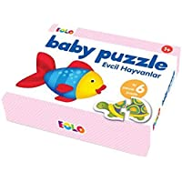 Baby Puzzle Evcil Hayvanlar