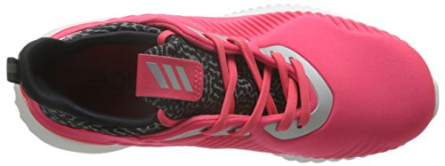 adidas Alphabounce J, Zapatillas de Deporte para Niños Rojo (Rojimp / Plamat / Negbas)
