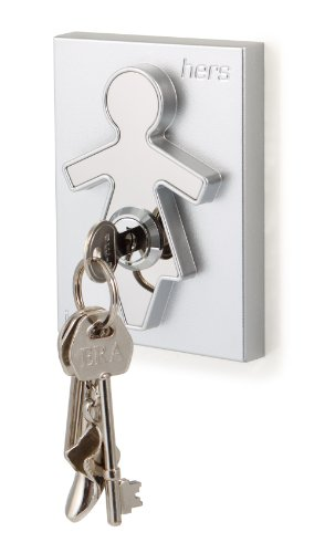 Human Key Holder Mounted Decorative
