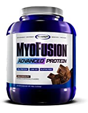 Gaspari Nutrition - MyoFusion Advanced Protein - Ultimate Time-released Blend With Fast Acting Whey Hydrolysate, Ultra Pure Whey Isolate, High Grade whey Concentrate, Slow Digesting Micellar Casein & Complete Milk Protein