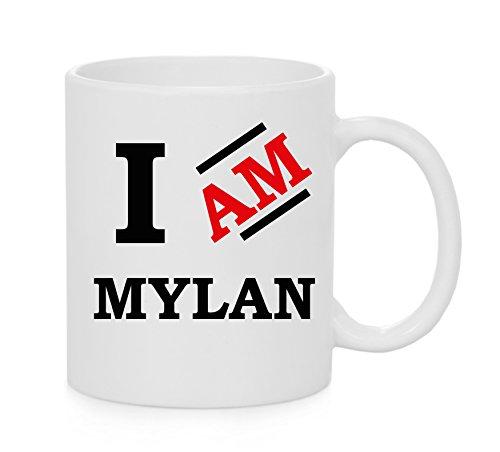 I Am Mylan Official Mug