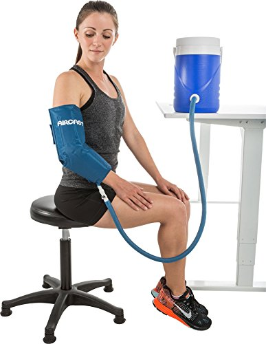 Aircast Elbow Cryo/Cuff w/ Cooler - Universal by DonJoy (Image #5)