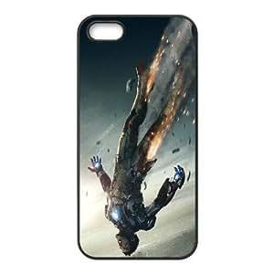 Iron Man 3 Movie 2 iPhone 4 4s Cell Phone Case Black PQN6053055339490