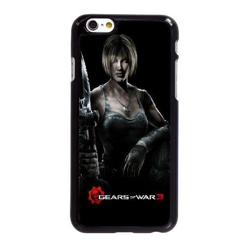 Gears Of War Carmine NE78CI0 coque iPhone 6 6S 4,7 pouces de mobile cas coque W2VY8H6GU