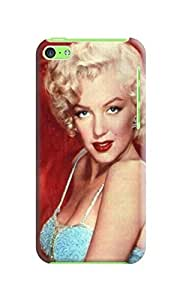 Marilyn Monroe Hard Cover Case For Iphone 5c Skin For Protection