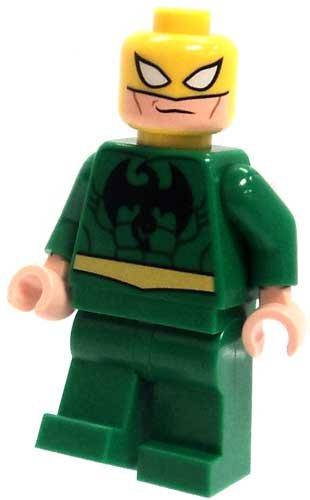Lego Super Heroes Iron Minifigure