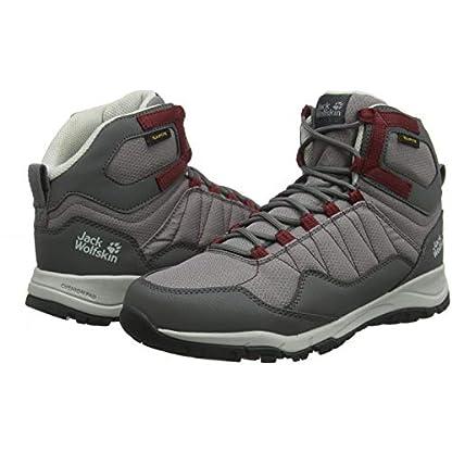 Jack Wolfskin Women's Maze Texapore Mid W Wasserdicht High Rise Hiking Shoes 7