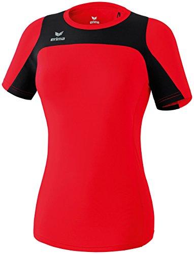 erima mujer T-Shirt Green Concept rojo