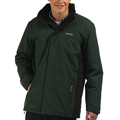 (Regatta Men's Thornbridge Waterproof Jacket - US S - Dark Spruce )