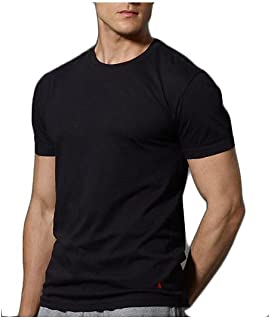 db0420ef Polo Ralph Lauren Mens 3-Pack Slim Fit V-Neck | Amazon.com