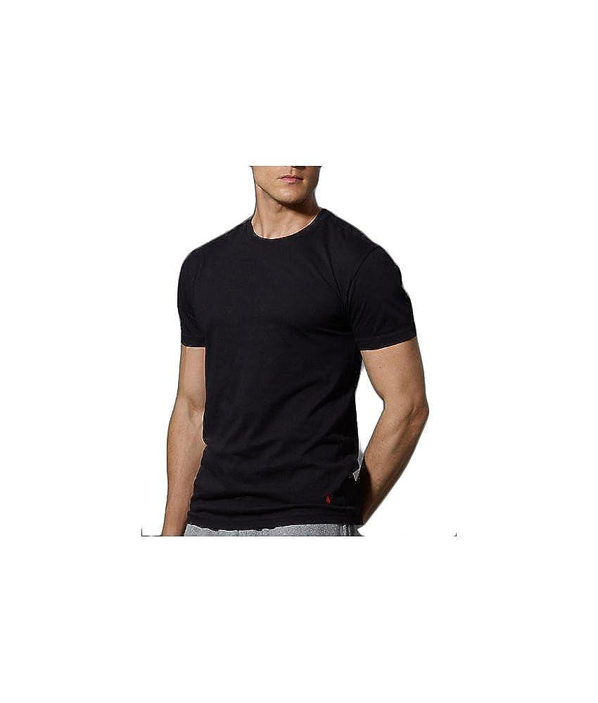 Polo Ralph Lauren Slim Fit Crew Neck Undershirts 3 Pack At Amazon