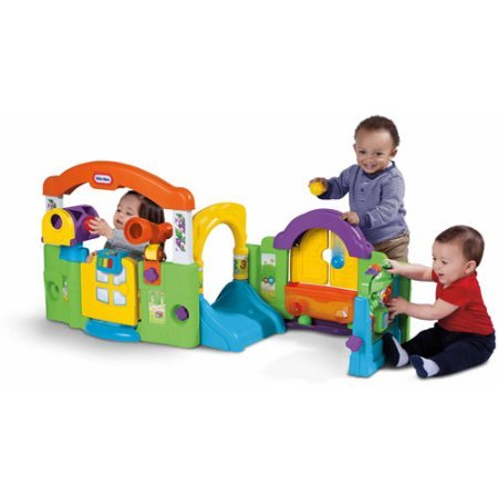 Little Tikes Easy to assemble and transform without tools Activity Garden by .Little Tikes