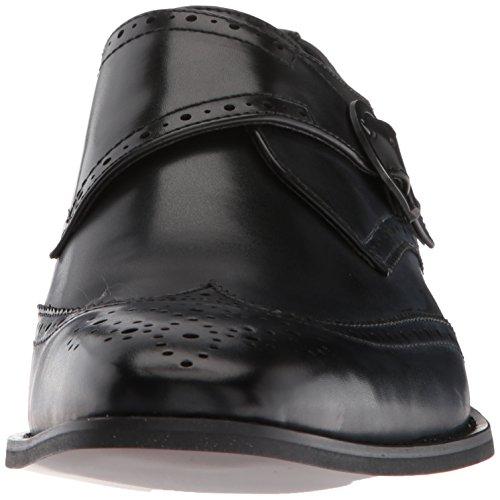 Niet Vermeld Door Kenneth Cole Mens Bryce Monniksband Loafer Zwart