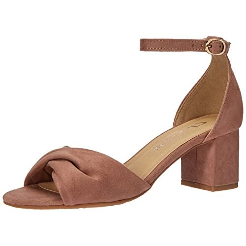 CL by Chinese Laundry Women's Jill Dress Sandal, Powder Suede, 8.5 M US