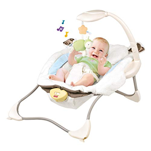 Jonerytime_Outdoor&Sport Baby Swing【Shipped from US Warehouse】 Jonerytime_Electric Portable Baby Swing Cradle for Infants Rocker Swing Chair with Music