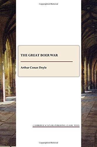 Read Online The Great Boer War (CSP Classic Texts) ebook