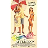 Ginger Ale Afternoon [VHS]
