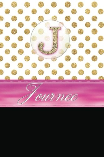 """Journee: Personalized Lined Journal Diary Notebook 150 Pages, 6"""" x 9"""" (15.24 x 22.86 cm), Durable Soft Cover"""