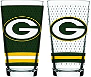 NFL Green Bay Packers Mixing Glass, 2-Pack