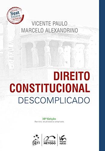 Direito Constitucional Descomplicado