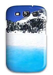 Tpu Case For Galaxy S3 With EmptySpiral Design