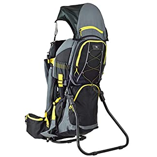 DROMADER Baby Carrier Backpack Quokka for Hiking with Toddlers | Child's Weight up to 48,5lbs | Comfortable for Parents… 15