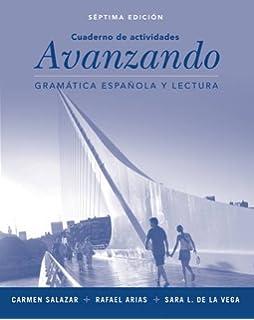 Amazon avanzando gramtica espaola y lectura 7th edition avanzando gramtica espaola y lectura workbook 7th edition spanish edition fandeluxe Image collections
