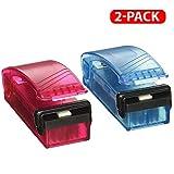 iTouchless Bag Re-Sealer BR001U Sellador de bolsas, paquete de 2 unidades