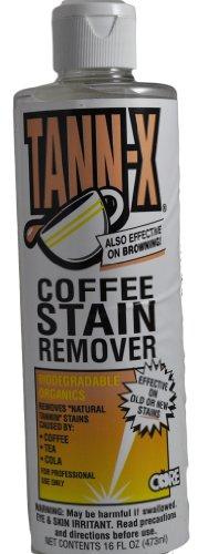 Tann-X Coffee Stain Remover, 16OZ