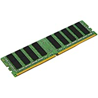 Kingston Technology 64GB 2400MHz DDR4 ECC CL17 LRDIMM 4Rx4 Server & Workstation Memory KVR24L17Q4/64