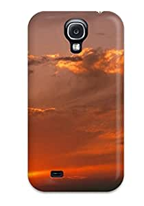 DavidMBernard Case Cover For Galaxy S4 - Retailer Packaging Sunsets S Protective Case