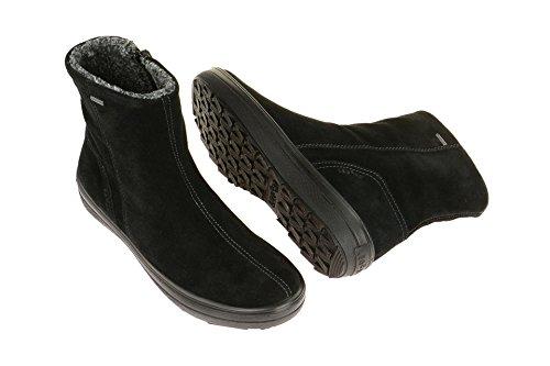 Mujer Botas Negro 00635 Clásicas Legero1 02 WxaHRwq8wT