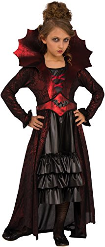 Rubies Costume Child's Victorian Vampire Costume, Medium, Multicolor -