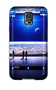 CaseyKBrown Perfect Tpu Case For Galaxy S5/ Anti-scratch Protector Case (observation Deck)