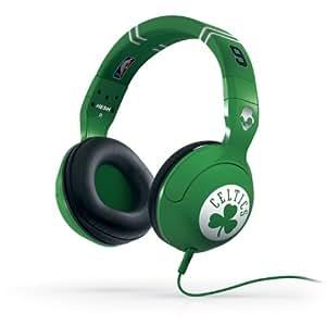 Skullcandy Hesh 2.0 NBA Celtics Rajon Rondo - Auriculares de diadema abiertos (con micrófono)