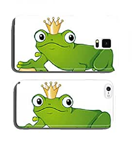 The Frog Prince cell phone cover case Samsung S3 mini