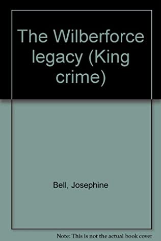 book cover of The Wilberforce Legacy
