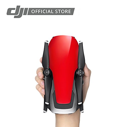 DJI Mavic Air, Flame Red Portable Quadcopter Drone