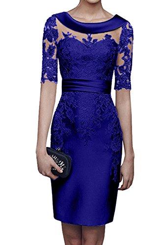 TOSKANA BRAUT - Vestido - Estuche - para mujer azul real 46