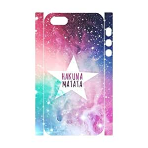 HAKUNA MATATA DIY 3D Hard Case For HTC One M8 Cover LMc-56090 at LaiMc