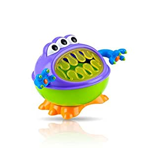 Nuby 3-D Monster Snack Keeper