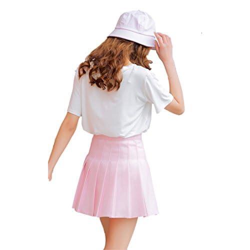 2e763ff0c durable service Falda escolar plisada para niña colegio tenis ...